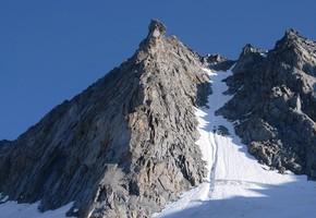 Hochalmspitze Südpfeiler - Ankogelgruppe - Hohe Tauern
