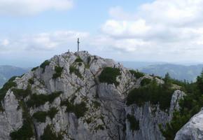 Hochlantsch über Schüsserlbrunn - Grazer Bergland