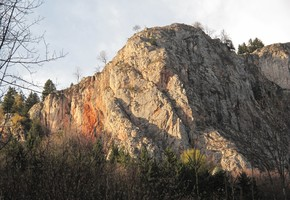 Hühnerleiter - Rote Wand - Grazer Bergland