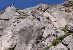 Invalidenleiter - Ratengrat - Grazer Bergland