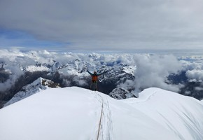 Nordwestgrat - Tocllaraju - Cordillera Blanca