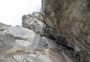SO Rampe - Ratengrat - Grazer Bergland