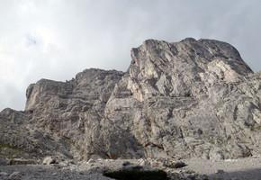 Stangenwand Südwestwand - Hochschwab