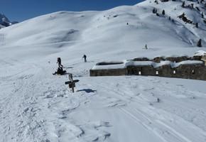 Strudelkopf von der Dürrensteinhütte - Pragser Dolomiten