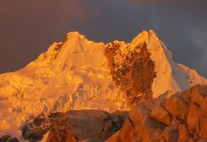 Südgrat - Shaqsha - Cordillera Blanca