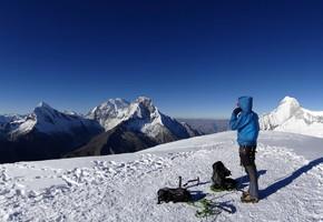 Südwestflanke - Pisco - Cordillera Blanca