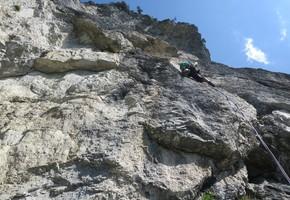 Superdiagonale - Kampermauer - Totes Gebirge