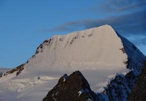 Wand - Mönch NO - Mönch - Berner Alpen