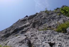 Waschrumpel - Rote Wand - Grazer Bergland