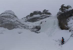 Wörschach Eisfall - Ennstal