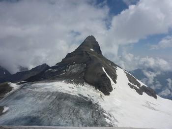 Blick zum Großen Wiesbachhorn